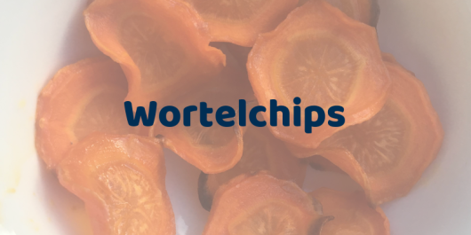 Wortelchips - Door Donna Korsmit